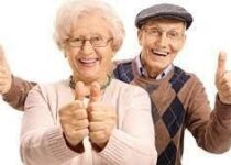 OPTIMISTIC PEOPLE LIVE HEALTHIER AND LONGER